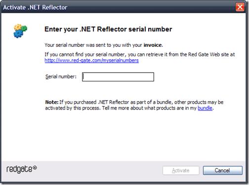 .net Reflector Serial Key