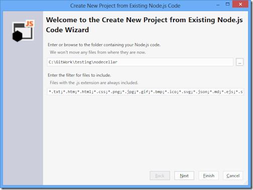 FromExistingCode_Wiz1