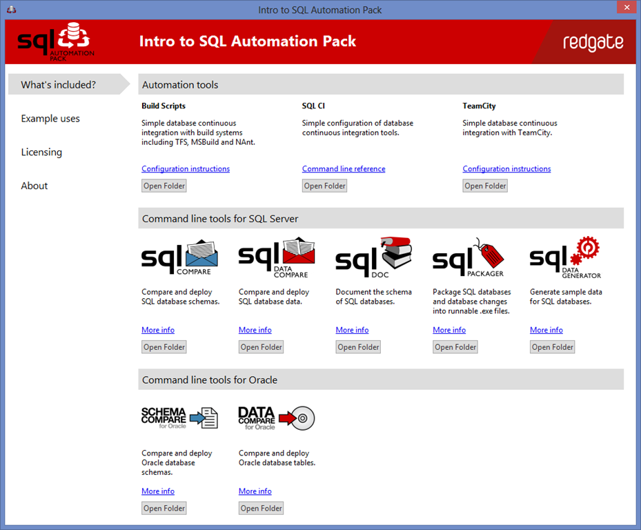 Automating Deployment of Database Projects with Red Gate