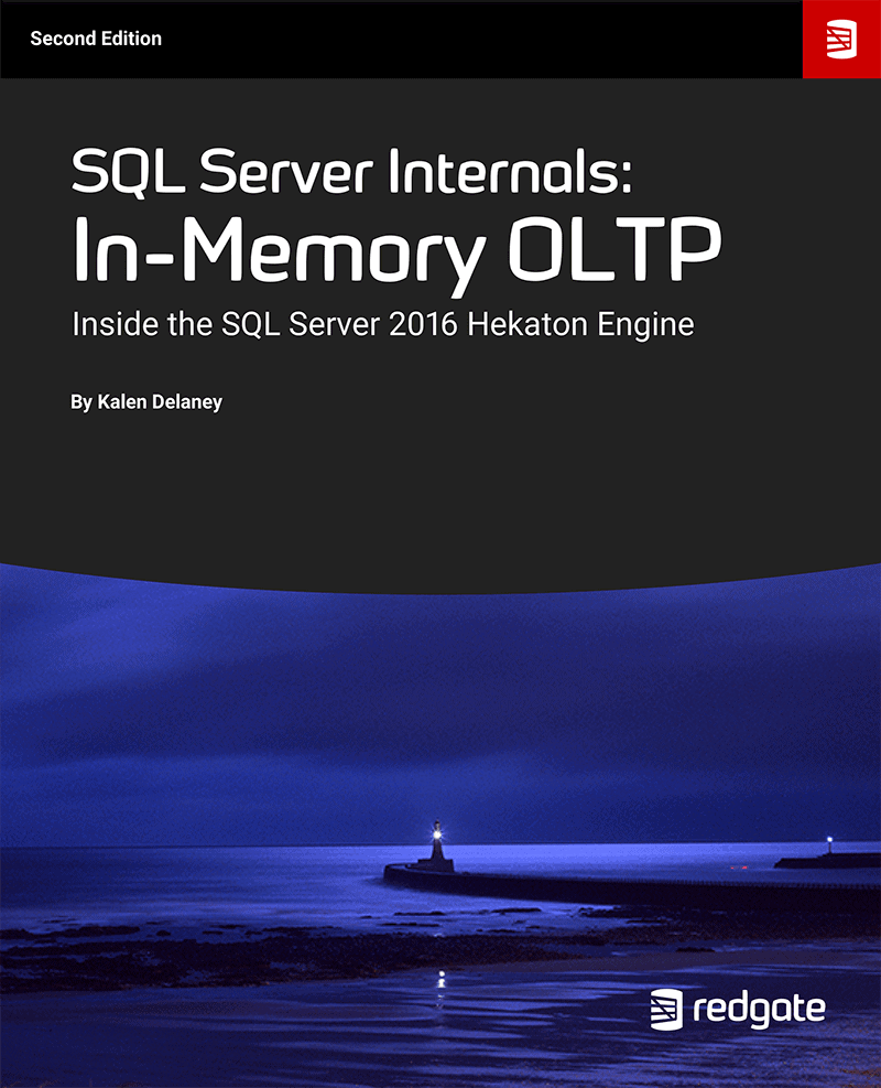 SQL Server Internals: In-Memory OLTP eBook cover