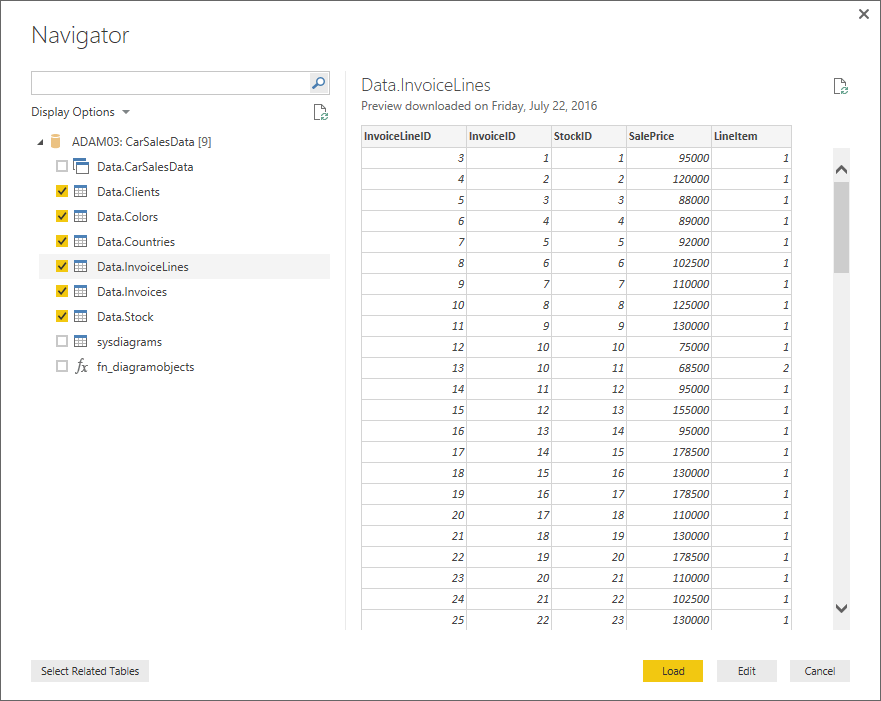 Direct Query with Power BI - Simple Talk