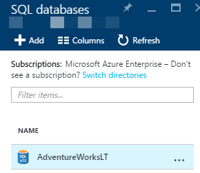 word image 208 SQL Database: How to Configure Active Geo Replication