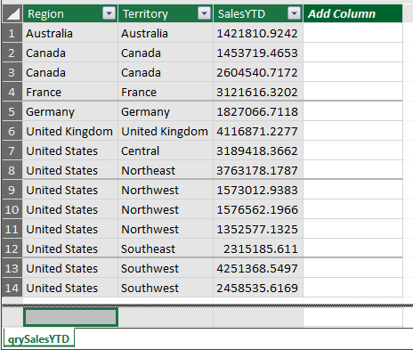 word image 21 Importing Excel Data into Power BI Desktop