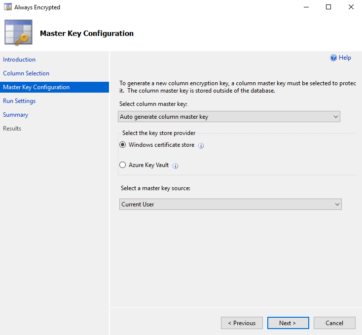 SQL Server Encryption: Always Encrypted - Simple Talk