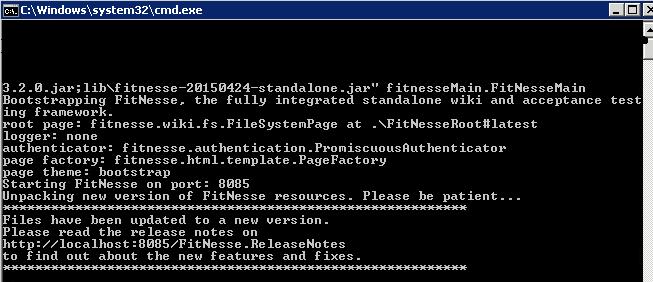 C:\WorkArea\Nat\SQL\Blog\SimpleTalk\DbFit\Images\DbFit_Startup.png