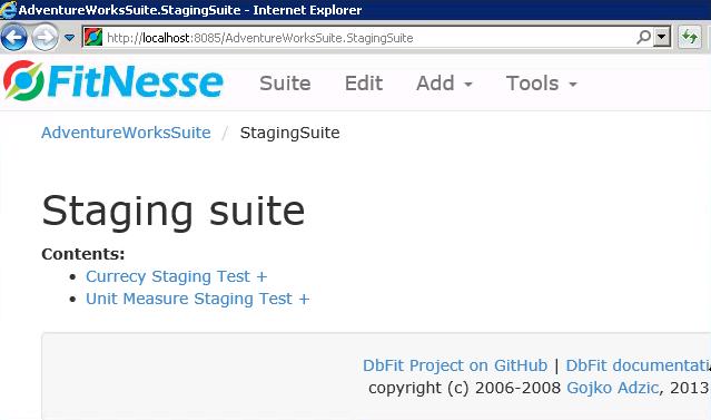 C:\WorkArea\Nat\SQL\Blog\SimpleTalk\DbFit\Images\StagingSuiteHierarchy.png