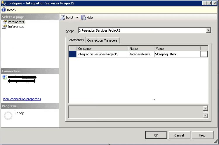 C:\WorkArea\Nat\SQL\Blog\SimpleTalk\SSIS Compare\Image\TargetProjectParameters.png