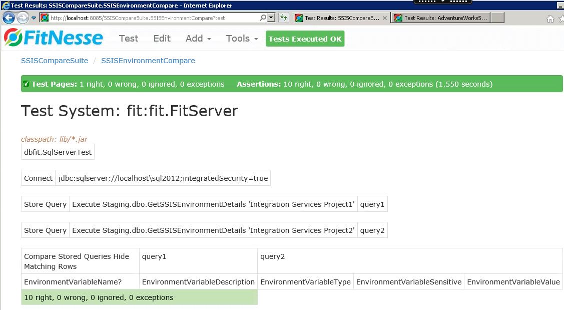 C:\WorkArea\Nat\SQL\Blog\SimpleTalk\SSIS Compare\Image\SSISEnvironmentCompareTestCaseSuccessfulExecution.png