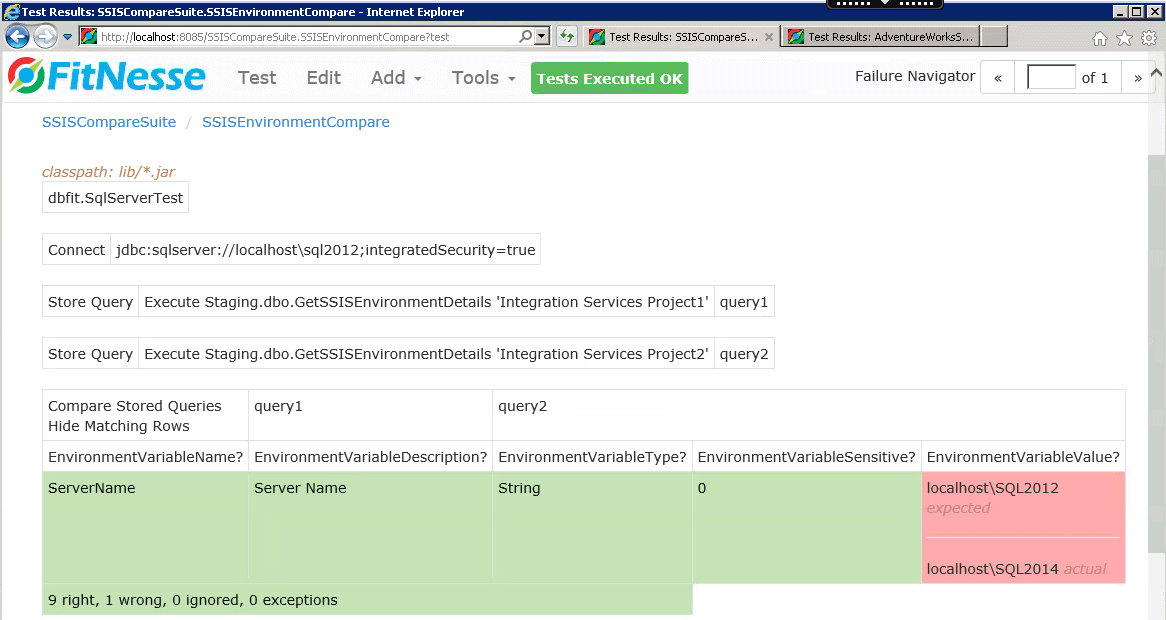 C:\WorkArea\Nat\SQL\Blog\SimpleTalk\SSIS Compare\Image\SSISCompareEnvironmentChangeOfValueIdentified.png