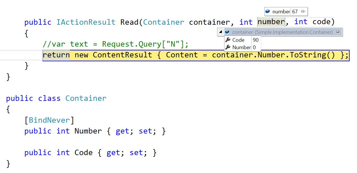 Improvements to Model Binding in ASP NET Core - Simple Talk