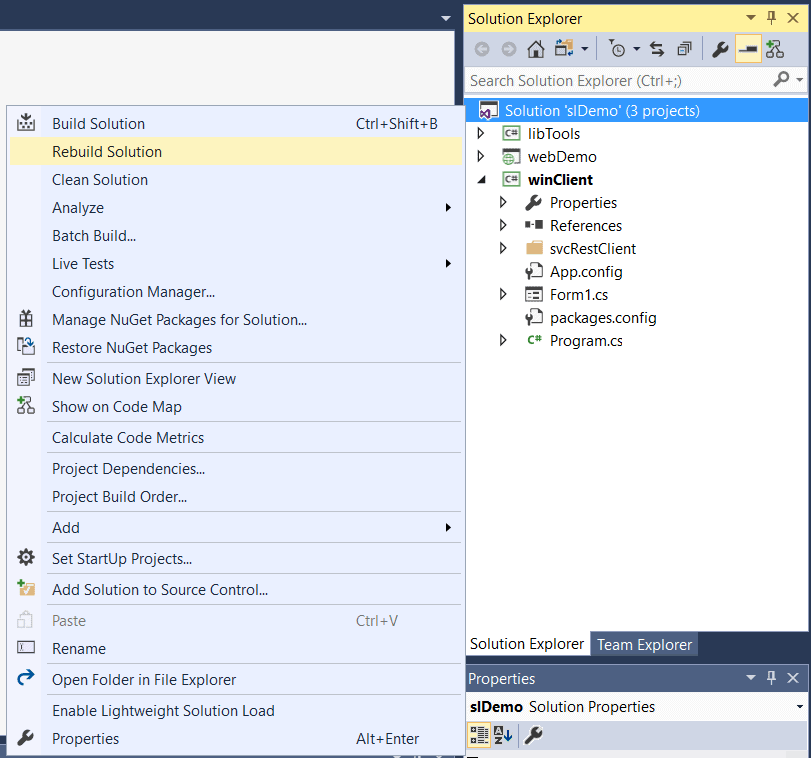 Visual Studio 2017 and Swagger: Building and Documenting Web