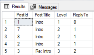 SQL Graph Objects in SQL Server 2017: the Good and the Bad