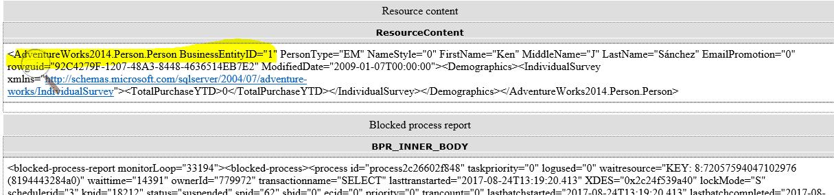 building a custom blocked process report simple talk