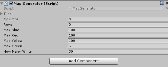 Procedural Generation with Unity and C# - Simple Talk