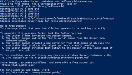 Provisioning SQL Server Instances with Docker - Simple Talk
