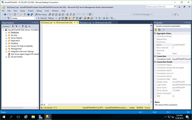 Create Azure VMs with PowerShell Part 2 - Simple Talk