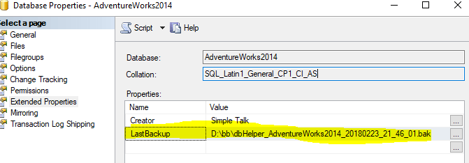 Programming SQL Server with SQL Server Management Objects Framework
