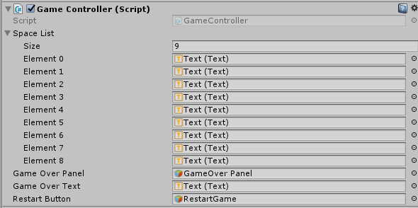 Using Unity UI and C# to Create a Tic-Tac-Toe Game - Simple Talk
