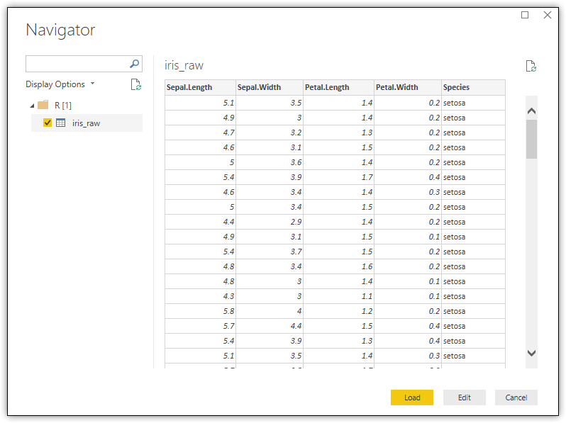 Power BI Introduction: Working with R Scripts in Power BI Desktop ...
