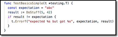 Go Unit Tests: Tips from the Trenches - Simple Talk