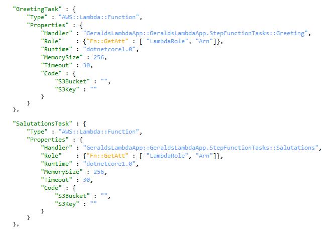 AWS Step Function Serverless Applications - Simple Talk