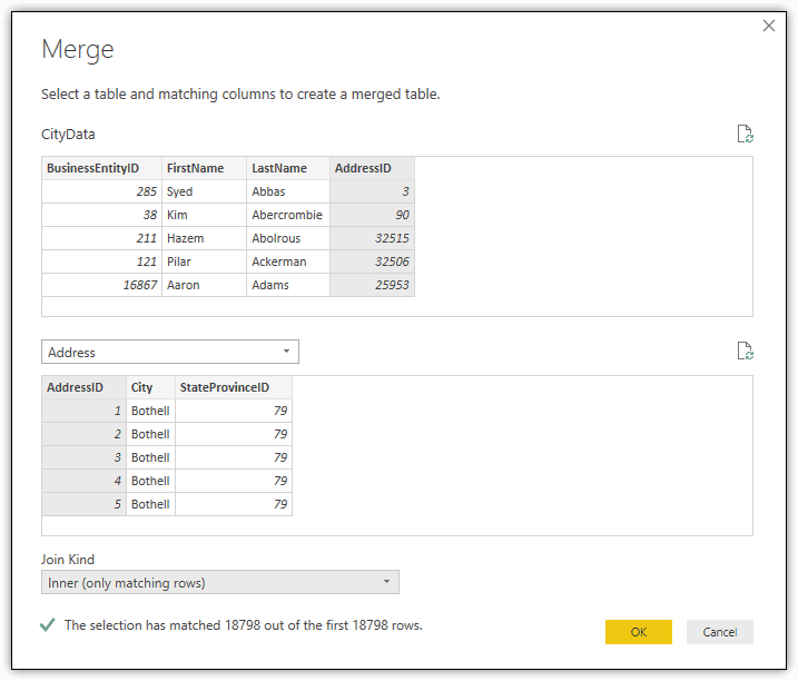 Power BI Introduction: Working with SQL Server data in Power
