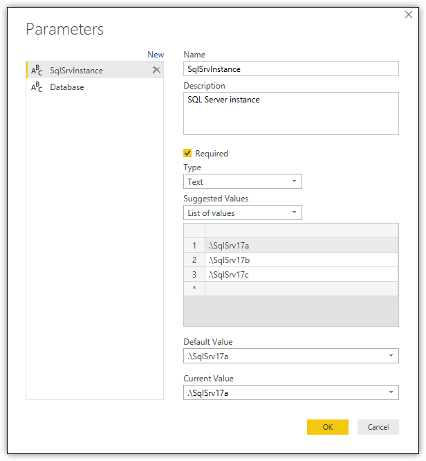 word image Power BI Introduction: Working with Parameters in Power BI Desktop —Part 4