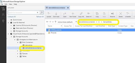 Using Azure Storage Explorer - Simple Talk