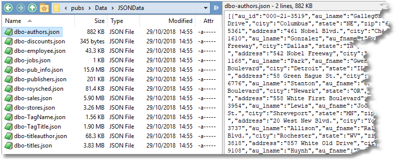 How to validate JSON Data before you import it into a