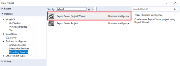 word image 52 Reporting Services Basics: Creating Your First Report