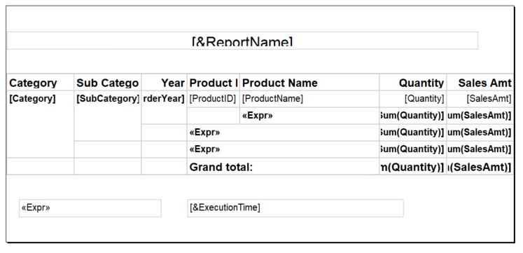word image 33 Reporting Services Basics: Adding Groups to Reports
