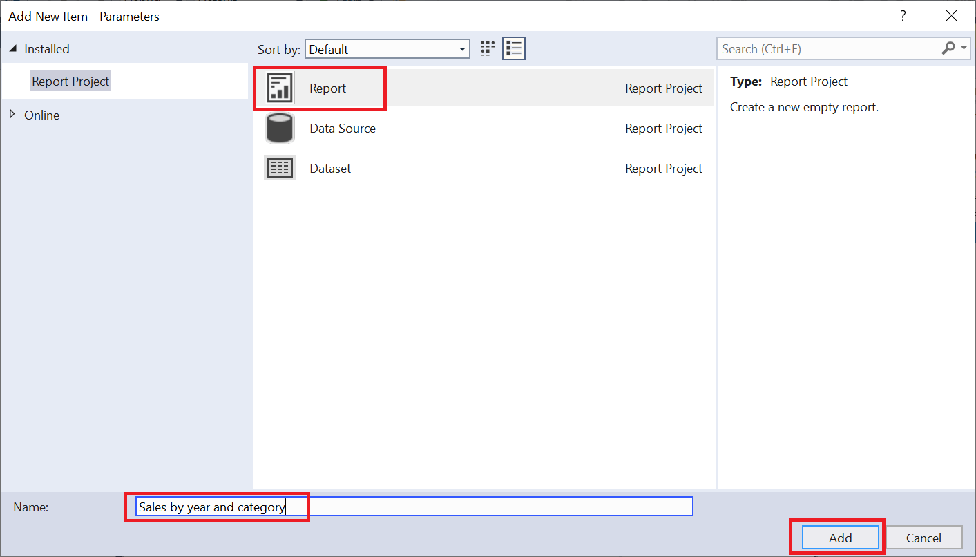 word image 4 Reporting Services Basics: Adding Groups to Reports