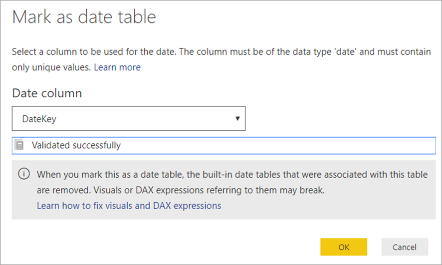 word image 15 Using Calendars and Dates in Power BI