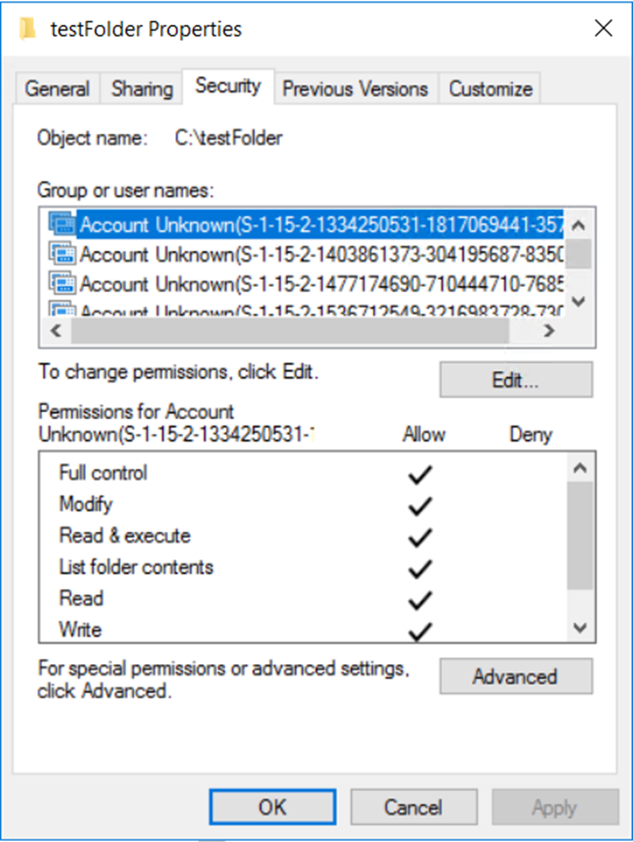word image 82 SQL Server Machine Learning 2019: Working with Security Changes