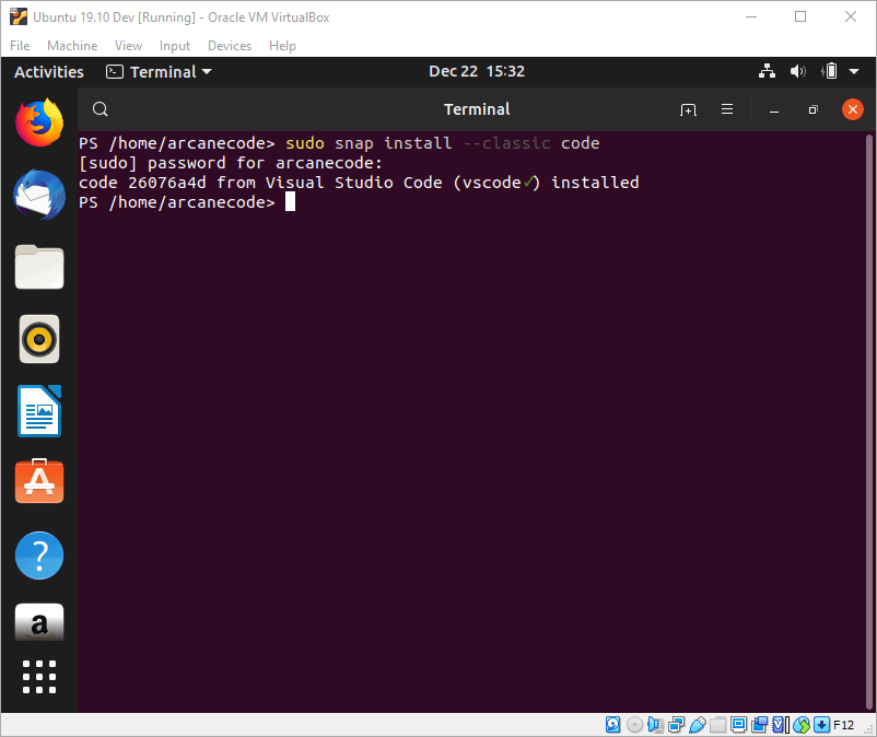 word image 17 How to Create an Ubuntu PowerShell Development Environment – Part 2