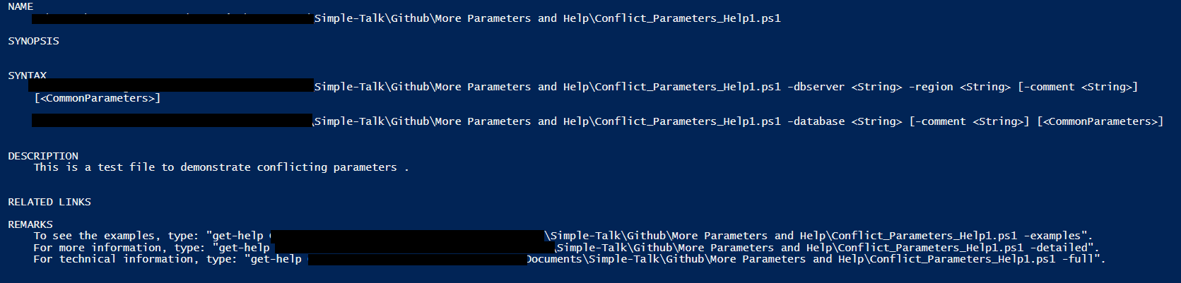 word image 11 How to Add Help to PowerShell Scripts