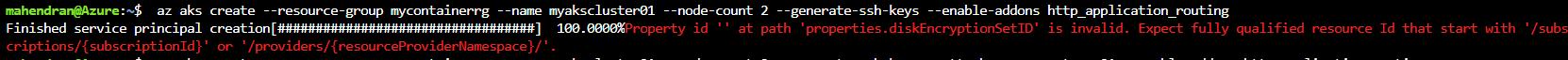 Running Container Workloads in Microsoft Azure 17