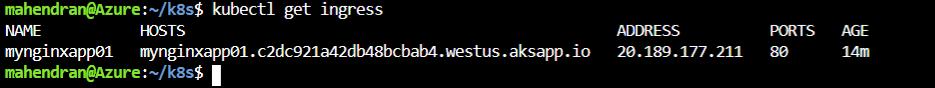 Running Container Workloads in Microsoft Azure 27