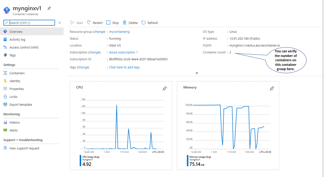 Running Container Workloads in Microsoft Azure 12