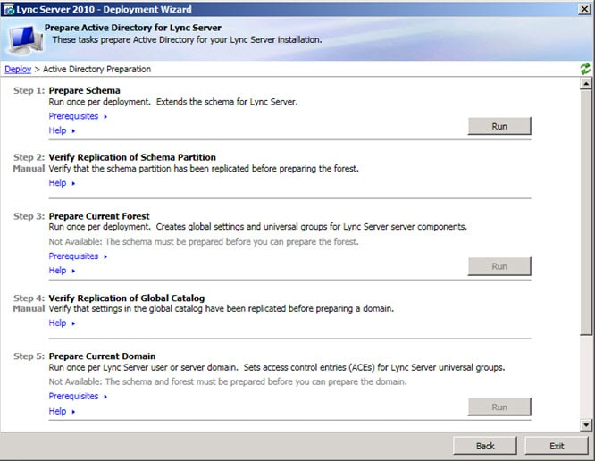 Migrating from OCS 2007 R2 to Lync: Part I - Simple Talk