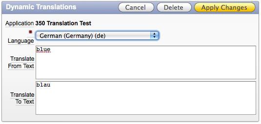 Multi-Language database applications using Oracle Apex - Simple Talk