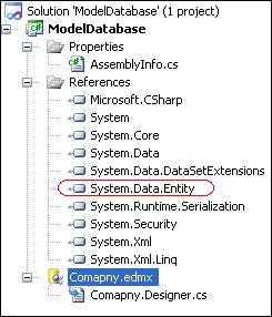 The System Data Entity