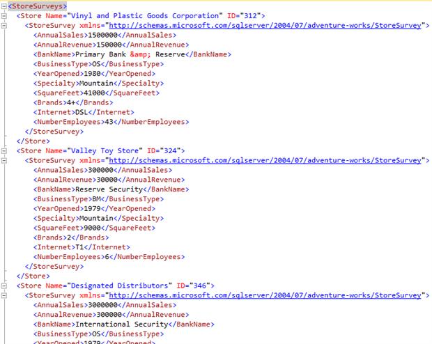 Manipulating XML Data in SQL Server - Simple Talk