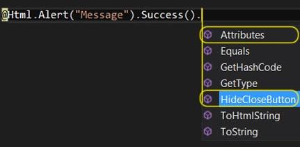 Mvc write custom html helper,