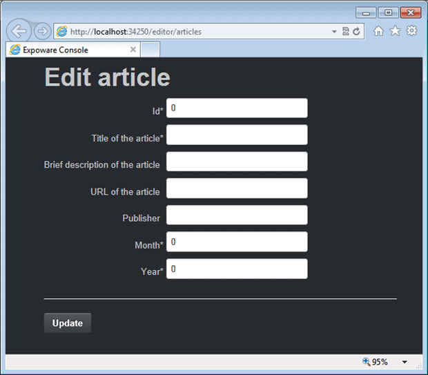 Asp net mvc annotated for input simple talk for Simple table css