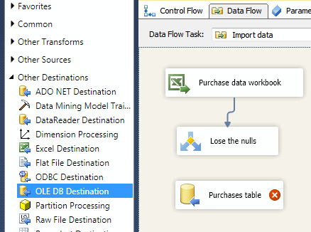 Moving Data From Excel to SQL Server - 10 Steps to Follow - Simple Talk