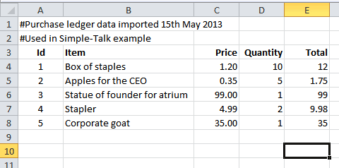 excel to sql  Moving Data From Excel to SQL Server - 10 Steps to Follow - Simple Talk