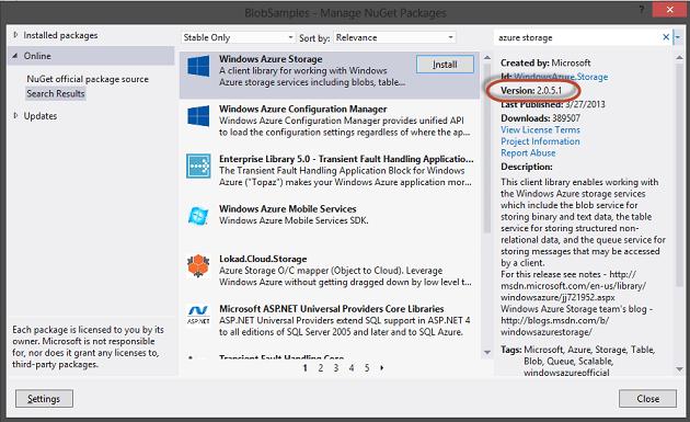 An Introduction to Windows Azure BLOB Storage - Simple Talk