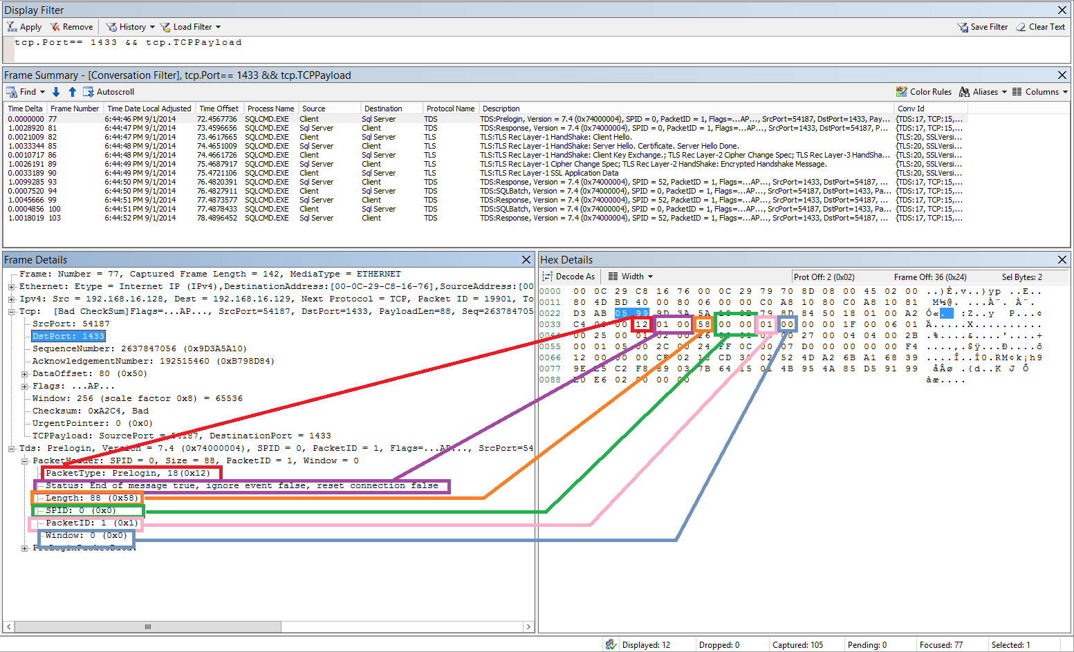 Improving the Quality of SQL Server Database Connections in