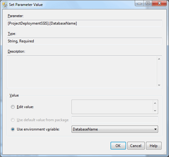 SSIS 2012 Projects: Deployment Configurations and Monitoring